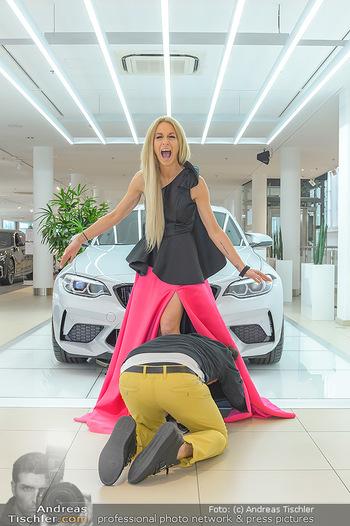 DAC Kalendershooting - BMW Wien Heiligenstadt - Mi 25.09.2019 - Yvonne RUEFF, Alexis FERNANDIS7