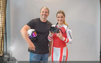 DAC Kalendershooting - BMW Wien Heiligenstadt - Mi 25.09.2019 - Lizz GÖRGL, Manfred BAUMANN25