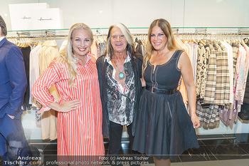 Shopping & Charity - Hämmerle Modehaus Wien - Mi 25.09.2019 - Annely PEEBO, Waterloo Hansi KREUZMAYR, Natalia USHAKOVA1