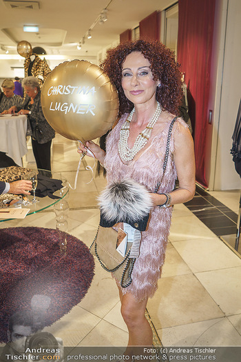 Shopping & Charity - Hämmerle Modehaus Wien - Mi 25.09.2019 - Christina LUGNER8