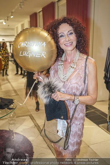 Shopping & Charity - Hämmerle Modehaus Wien - Mi 25.09.2019 - Christina LUGNER9