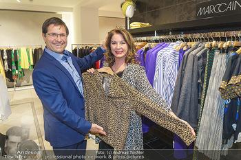 Shopping & Charity - Hämmerle Modehaus Wien - Mi 25.09.2019 - Gabriela BENESCH, Erich FURRER10