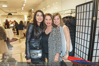 Shopping & Charity - Hämmerle Modehaus Wien - Mi 25.09.2019 - Monika BALLWEIN, Gabriela BENESCH, Caroline VASICEK15