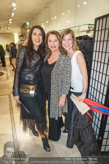 Shopping & Charity - Hämmerle Modehaus Wien - Mi 25.09.2019 - Monika BALLWEIN, Gabriela BENESCH, Caroline VASICEK16