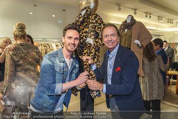 Shopping & Charity - Hämmerle Modehaus Wien - Mi 25.09.2019 - James COTTRIAL, Heribert KASPER20