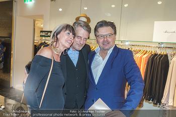 Shopping & Charity - Hämmerle Modehaus Wien - Mi 25.09.2019 - Dieter und Brigitte CHMELAR, Wolfgang SCHWARZ22