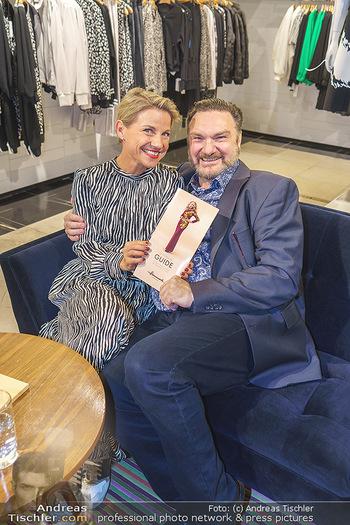 Shopping & Charity - Hämmerle Modehaus Wien - Mi 25.09.2019 - Kristina SPRENGER, Martina LEUTGEB24