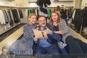 Shopping & Charity - Hämmerle Modehaus Wien - Mi 25.09.2019 - Kristina SPRENGER, Martina LEUTGEB, Gabriela BENESCH25