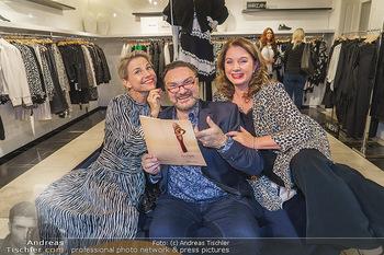 Shopping & Charity - Hämmerle Modehaus Wien - Mi 25.09.2019 - Kristina SPRENGER, Martina LEUTGEB, Gabriela BENESCH26