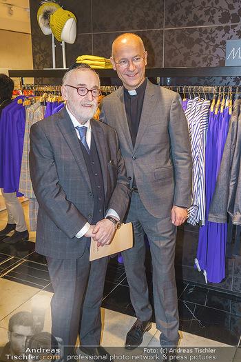 Shopping & Charity - Hämmerle Modehaus Wien - Mi 25.09.2019 - Paul Chaim EISENBERG, Anton Toni FABER27