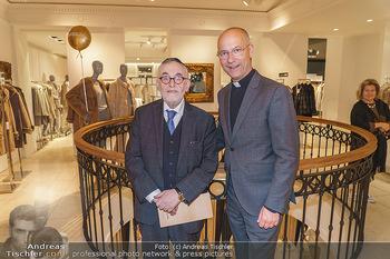 Shopping & Charity - Hämmerle Modehaus Wien - Mi 25.09.2019 - Paul Chaim EISENBERG, Anton Toni FABER28