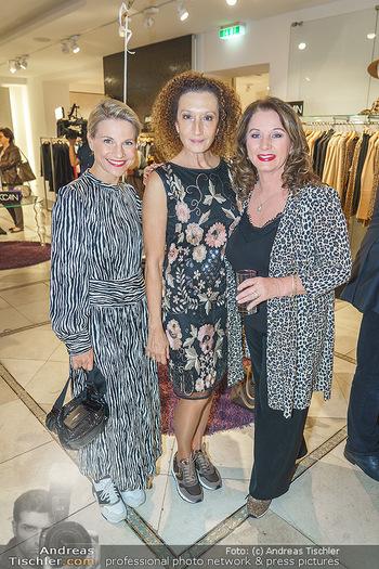 Shopping & Charity - Hämmerle Modehaus Wien - Mi 25.09.2019 - Kristina SPRENGER, Konstanze BREITEBNER, Gabriela BENESCH34