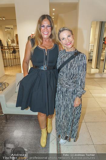 Shopping & Charity - Hämmerle Modehaus Wien - Mi 25.09.2019 - Natalia USHAKOVA, Kristina SPRENGER42