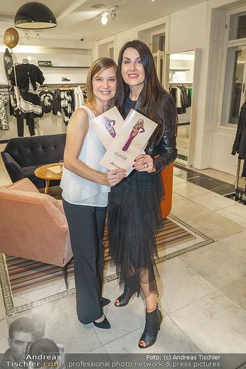 Shopping & Charity - Hämmerle Modehaus Wien - Mi 25.09.2019 - Caroline VASICEK, Monika BALLWEIN44