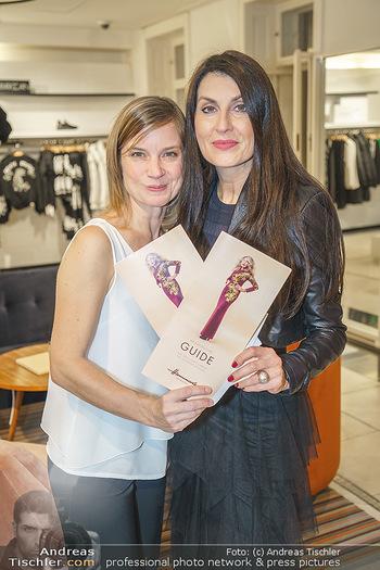 Shopping & Charity - Hämmerle Modehaus Wien - Mi 25.09.2019 - Caroline VASICEK, Monika BALLWEIN45