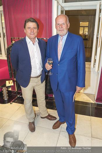 Shopping & Charity - Hämmerle Modehaus Wien - Mi 25.09.2019 - Christian SPATZEK, Manfred AINEDTER47