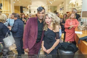 Shopping & Charity - Hämmerle Modehaus Wien - Mi 25.09.2019 - Ramesh NAIR, Jeannine SCHILLER49
