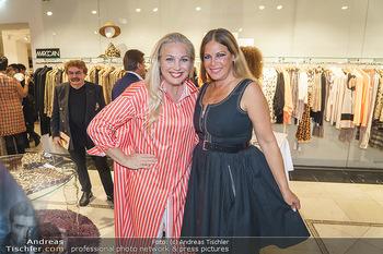 Shopping & Charity - Hämmerle Modehaus Wien - Mi 25.09.2019 - Annely PEEBO, Natalia USHAKOVA51