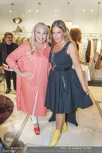 Shopping & Charity - Hämmerle Modehaus Wien - Mi 25.09.2019 - Annely PEEBO, Natalia USHAKOVA52