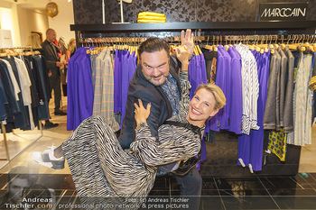Shopping & Charity - Hämmerle Modehaus Wien - Mi 25.09.2019 - Martin LEUTGEB, Kristina SPRENGER55