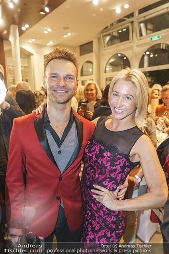 Shopping & Charity - Hämmerle Modehaus Wien - Mi 25.09.2019 - Vadim GARBUZOV, Kathrin MENZINGER64