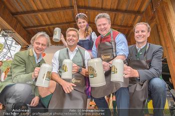 Wiener Wiesn Opening - Prater, Wien - Do 26.09.2019 - Lizz GÖRGL, Michael LUDWIG, Christian FELDHOFER, Hans KNAUSS4