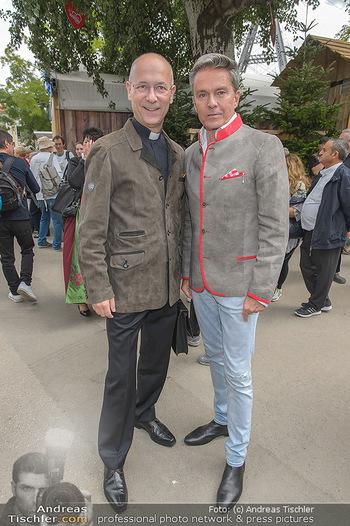 Wiener Wiesn Opening - Prater, Wien - Do 26.09.2019 - Anton Toni FABER, Alfons HAIDER8