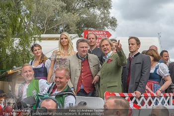 Wiener Wiesn Opening - Prater, Wien - Do 26.09.2019 - Lizz GÖRGL, Beatrice KÖRMER, Michael LUDWIG, Christian FELDHOF16