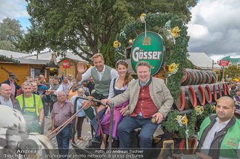 Wiener Wiesn Opening - Prater, Wien - Do 26.09.2019 - 22