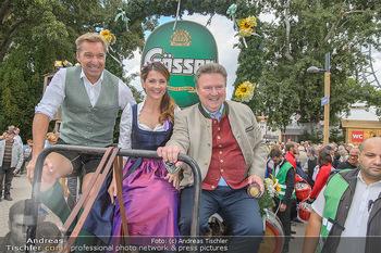 Wiener Wiesn Opening - Prater, Wien - Do 26.09.2019 - Lizz GÖRGL, Michael LUDWIG, Hans KNAUSS28