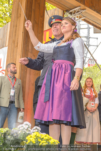Wiener Wiesn Opening - Prater, Wien - Do 26.09.2019 - 126