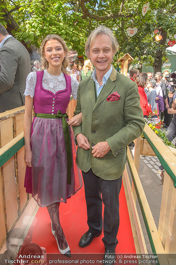 Wiener Wiesn Opening - Prater, Wien - Do 26.09.2019 - Christian FELDHOFER176