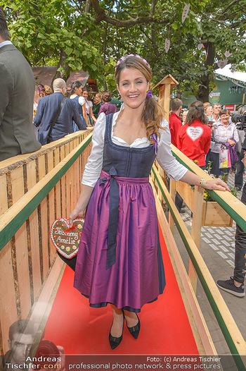Wiener Wiesn Opening - Prater, Wien - Do 26.09.2019 - Lizz GÖRGL192