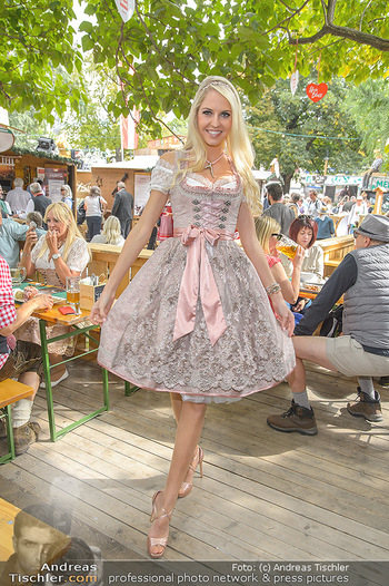 Wiener Wiesn Opening - Prater, Wien - Do 26.09.2019 - Beatrice KÖRMER244