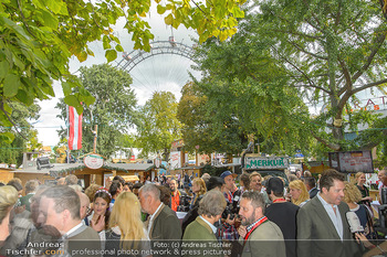 Wiener Wiesn Opening - Prater, Wien - Do 26.09.2019 - 250