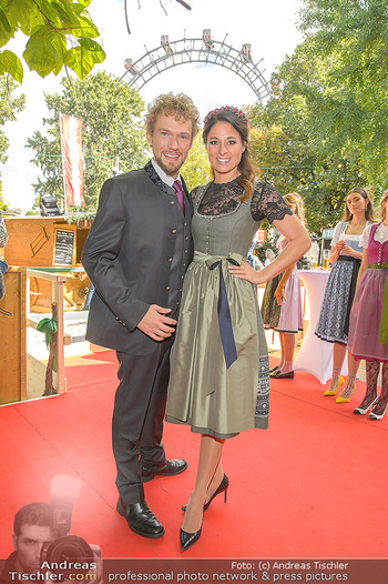 Wiener Wiesn Opening - Prater, Wien - Do 26.09.2019 - THE CLAIRVOYANTS (Amélie VAN TASS & Thommy TEN)264