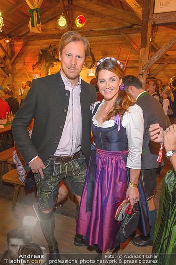 Wiener Wiesn Opening - Prater, Wien - Do 26.09.2019 - Maximilian GÖSSL, Lizz GÖRGL272
