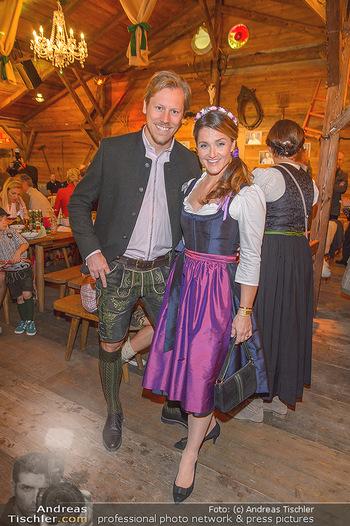 Wiener Wiesn Opening - Prater, Wien - Do 26.09.2019 - Maximilian GÖSSL, Lizz GÖRGL276