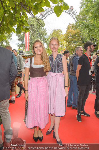 Wiener Wiesn Opening - Prater, Wien - Do 26.09.2019 - 315