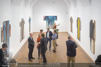 Arnulf Rainer Ausstellungseröffnung - Albertina - Do 26.09.2019 - Ausstellungsräumlichkeiten17