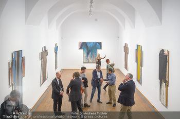 Arnulf Rainer Ausstellungseröffnung - Albertina - Do 26.09.2019 - Ausstellungsräumlichkeiten18