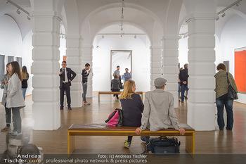 Arnulf Rainer Ausstellungseröffnung - Albertina - Do 26.09.2019 - Ausstellungsräumlichkeiten19
