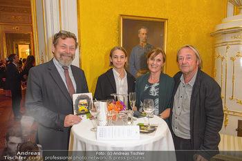 Arnulf Rainer Ausstellungseröffnung - Albertina - Do 26.09.2019 - 24