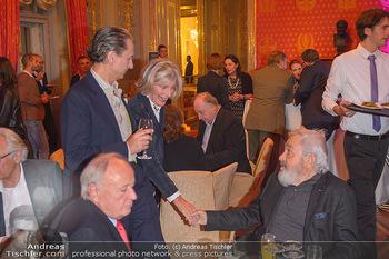Arnulf Rainer Ausstellungseröffnung - Albertina - Do 26.09.2019 - 39