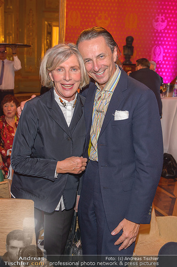 Arnulf Rainer Ausstellungseröffnung - Albertina - Do 26.09.2019 - Xenia HAUSNER, Christian RAINER40