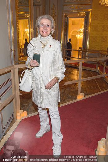 Arnulf Rainer Ausstellungseröffnung - Albertina - Do 26.09.2019 - Sylvia EISENBURGER-KUNZ44