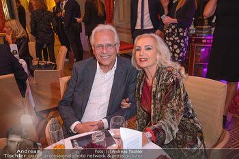 Arnulf Rainer Ausstellungseröffnung - Albertina - Do 26.09.2019 - 46