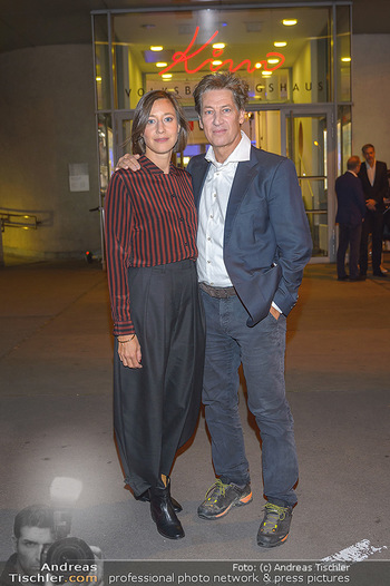 Kinopremiere ´Deutschstunde´ - Urania Kino Wien - Mo 30.09.2019 - Tobias MORETTI, Johanna WOKALEK7