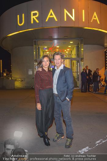 Kinopremiere ´Deutschstunde´ - Urania Kino Wien - Mo 30.09.2019 - Tobias MORETTI, Johanna WOKALEK8