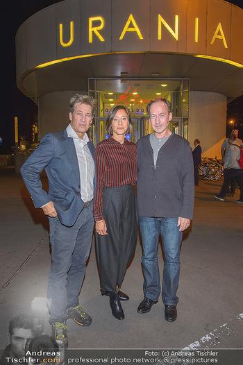 Kinopremiere ´Deutschstunde´ - Urania Kino Wien - Mo 30.09.2019 - Tobias MORETTI, Johanna WOKALEK, Ulrich NOETHEN9